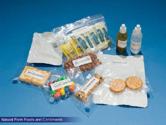 宇宙飛行士のために作られた食品 (5)