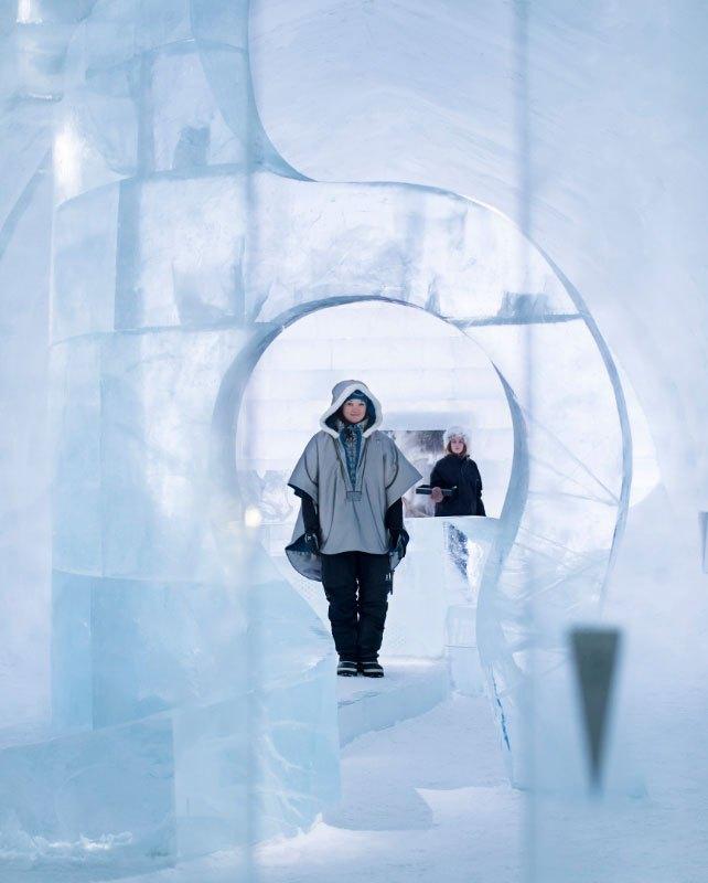 世界最大の氷と雪のアイスホテル (20)