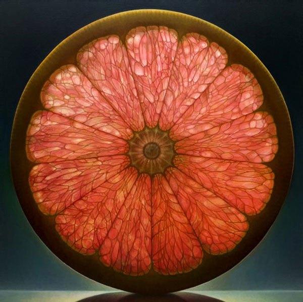 光と半透明の果実が美しい (10)