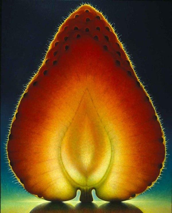 光と半透明の果実が美しい (11)