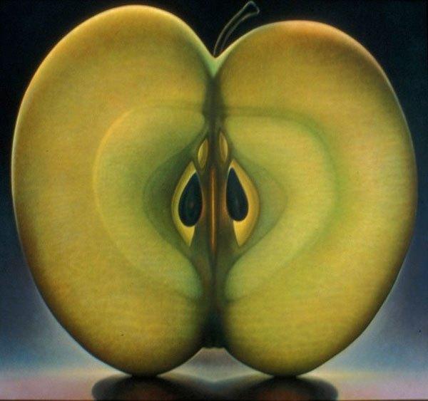 光と半透明の果実が美しい (2)