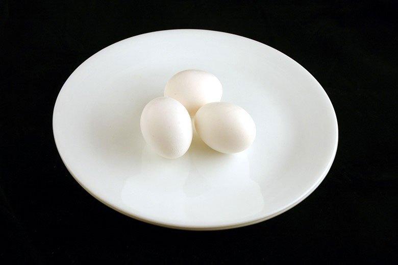 各種食品の200カロリーはどのように見えるか (10)