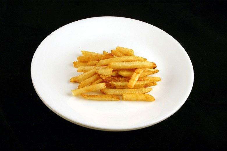 各種食品の200カロリーはどのように見えるか (14)