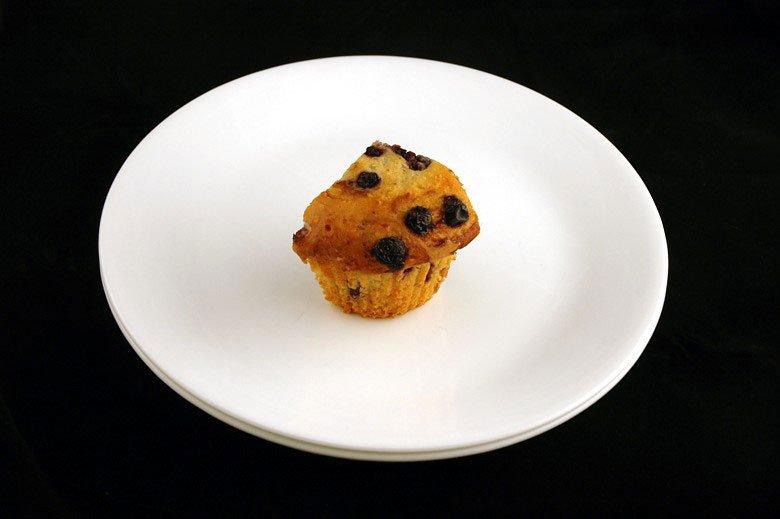 各種食品の200カロリーはどのように見えるか (15)