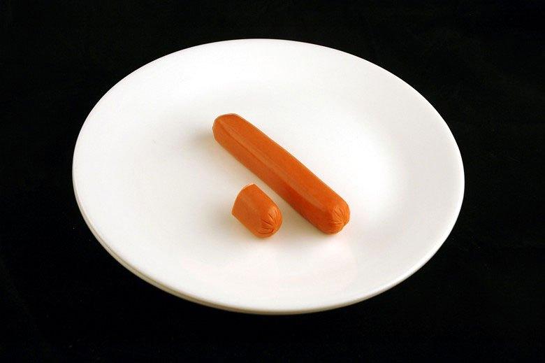 各種食品の200カロリーはどのように見えるか (17)