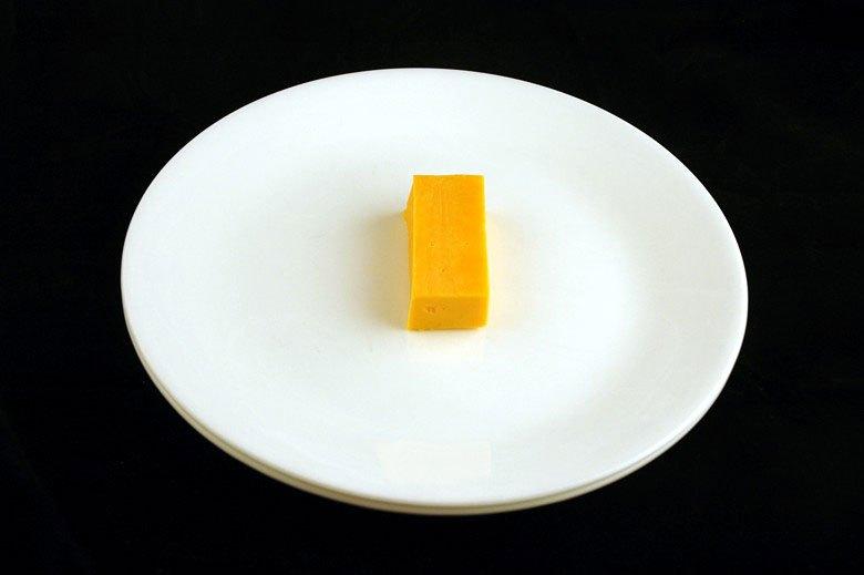 各種食品の200カロリーはどのように見えるか (18)