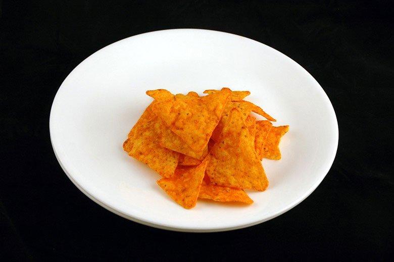 各種食品の200カロリーはどのように見えるか (21)