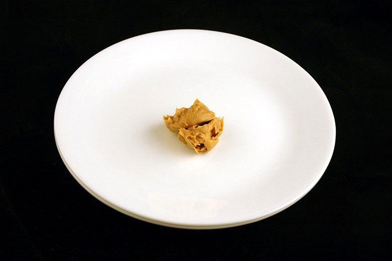 各種食品の200カロリーはどのように見えるか (23)
