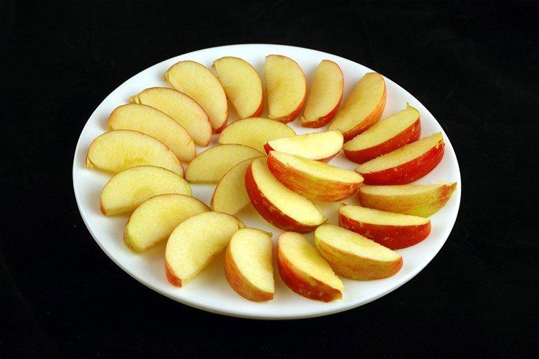 各種食品の200カロリーはどのように見えるか (5)