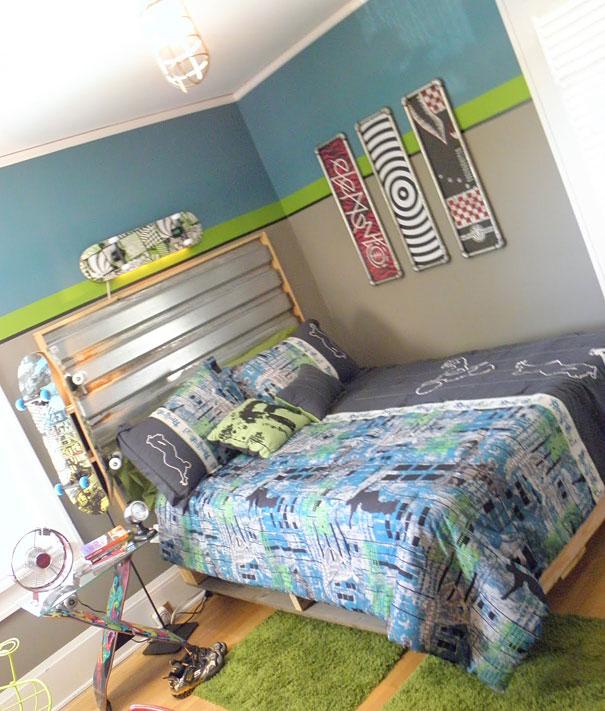 寝室のインテリア実例の画像が良い! (4)
