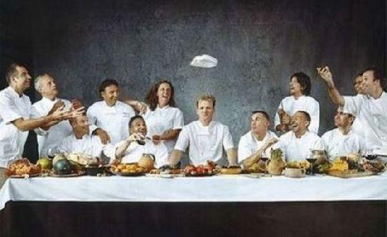 最後の晩餐 (レオナルド)の画像 p1_25
