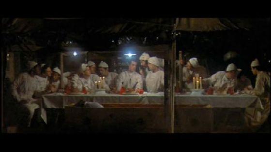 最後の晩餐 レオナルドのパロディー (40)