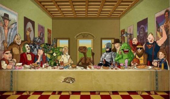 最後の晩餐 (レオナルド)の画像 p1_23
