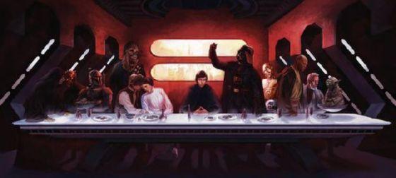 最後の晩餐 (レオナルド)の画像 p1_18