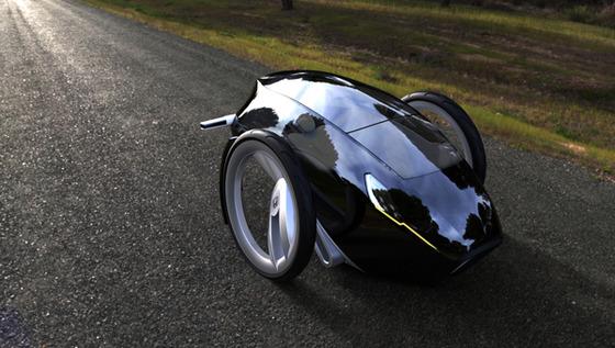 HONDAの発表した新コンセプトカーが斬新過ぎる (1)