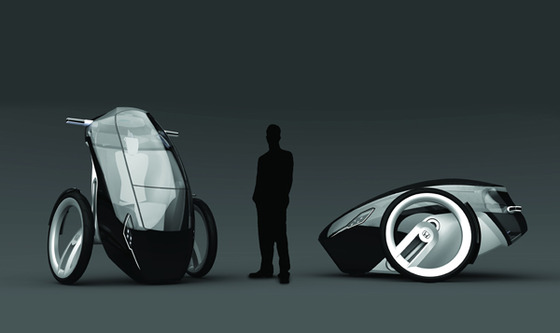 HONDAの発表した新コンセプトカーが斬新過ぎる (15)