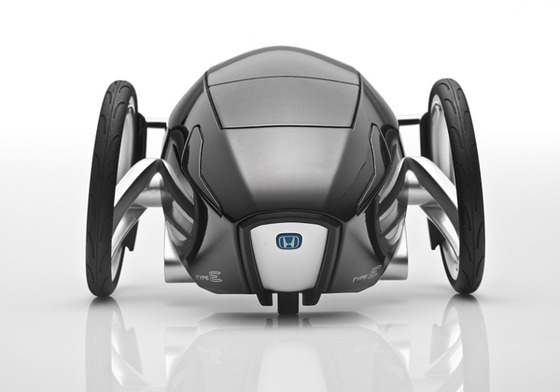 HONDAの発表した新コンセプトカーが斬新過ぎる (2)