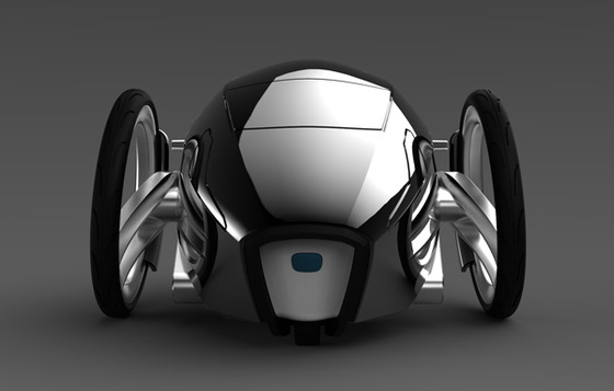 HONDAの発表した新コンセプトカーが斬新過ぎる (8)