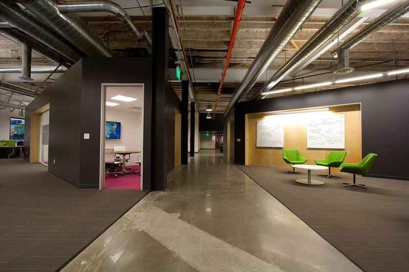 Skype スカイプのパロアルトのオフィス本部の画像!こんなオフィスで勤務したい (12)