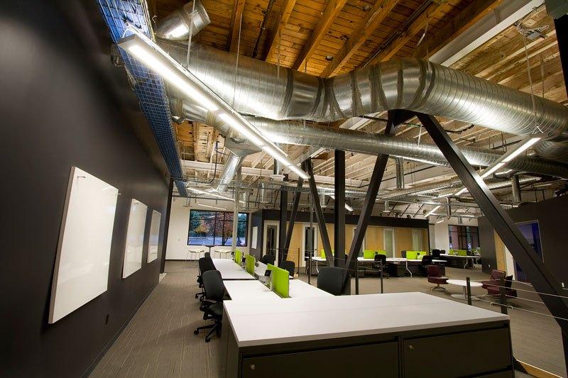 Skype スカイプのパロアルトのオフィス本部の画像!こんなオフィスで勤務したい (13)
