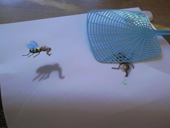 ページから飛び降りる3D図面がすごい! (1)