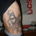 スター·ウォーズの刺青 パーフェクトタトゥー