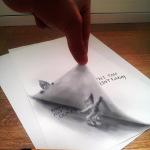 ページから飛び降りる3D図面がすごい!