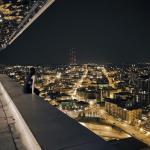 命知らずが撮影する高層ビルの風景写真Rooftopping
