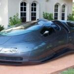 未来からのシボレー、車デザイナーのマイケルフェッターによって作成されたコンセプトカー