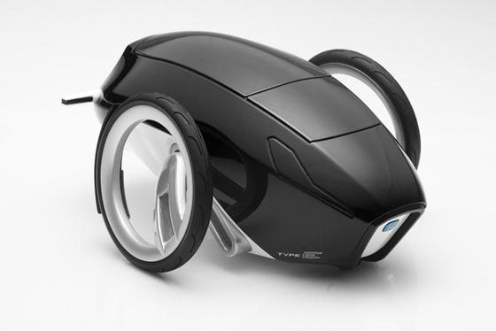 HONDAの発表した新コンセプトカーが斬新過ぎる