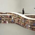 驚くほどクリエイティブな本棚