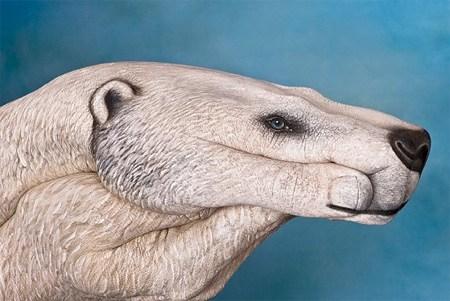 【これは凄い】手に描かれた、超絶クオリティのボディペイント集