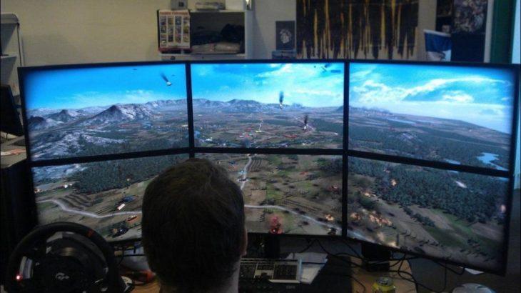 おしゃれなゲーミングデスク周り・真似したくなるゲーム部屋レイアウト画像
